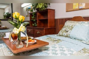 resident double room