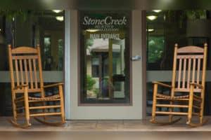 StoneCreek main entrance