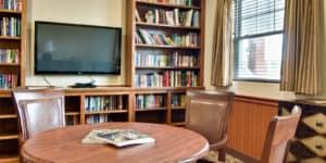 social area library
